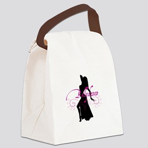 Turkish Flair 2 Canvas Lunch Bag